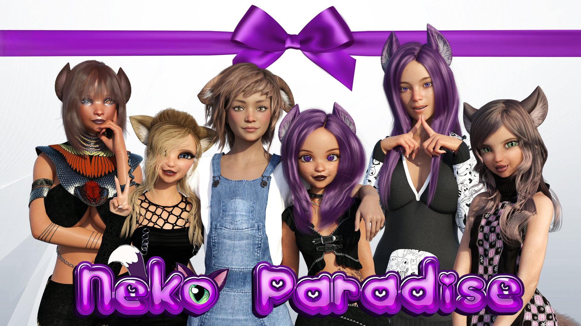 Neko Paradise by Alorth