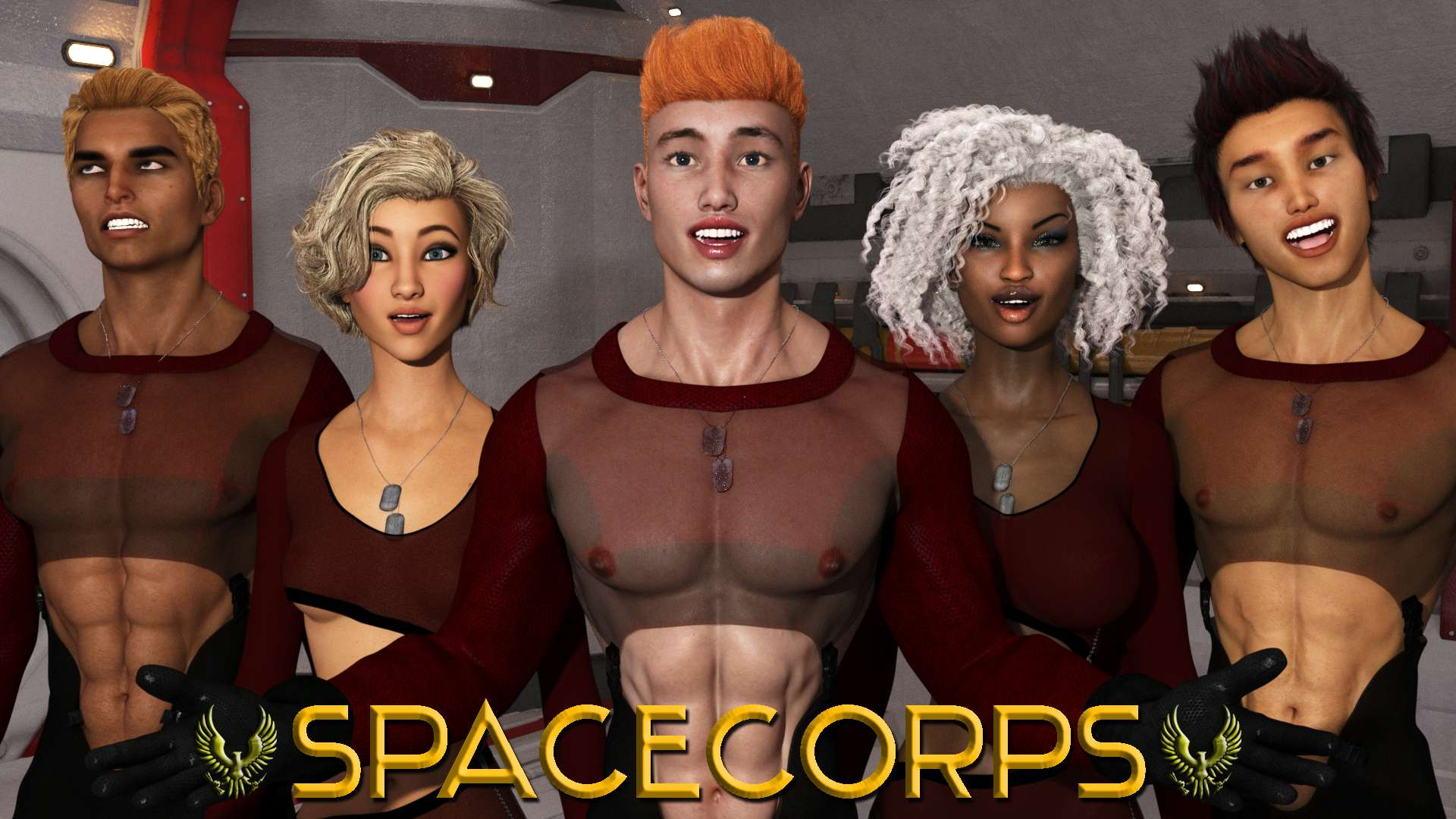 RanliLabz is creating SpaceCorps XXX